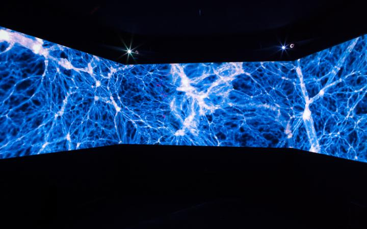 Panorama projection.