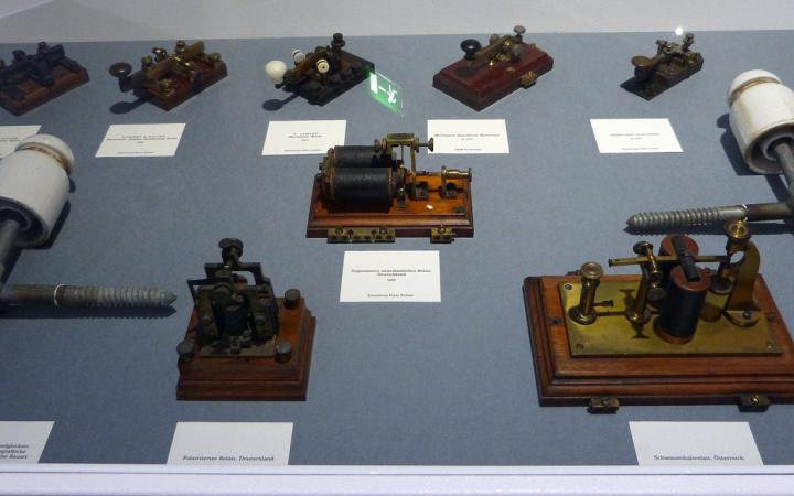 Alte Telegrafen