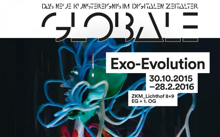 Cover der Broschüre Exo-Evolution