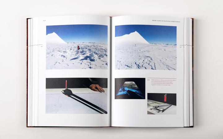 Sample pages of the publication »Reset Modernity!«