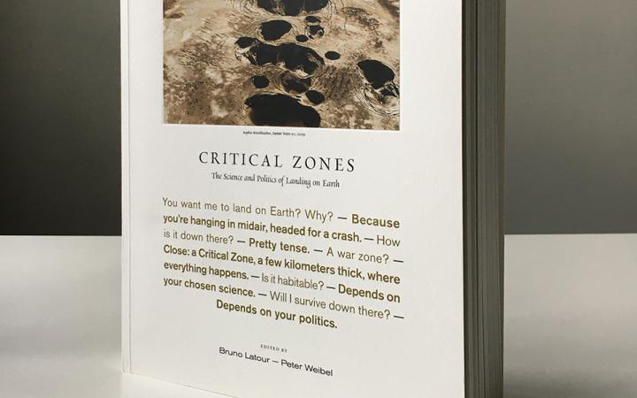publication »Critical Zones«