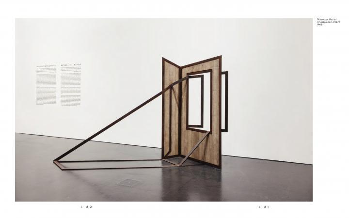 Seitenansicht »Negativer Raum«, 2021