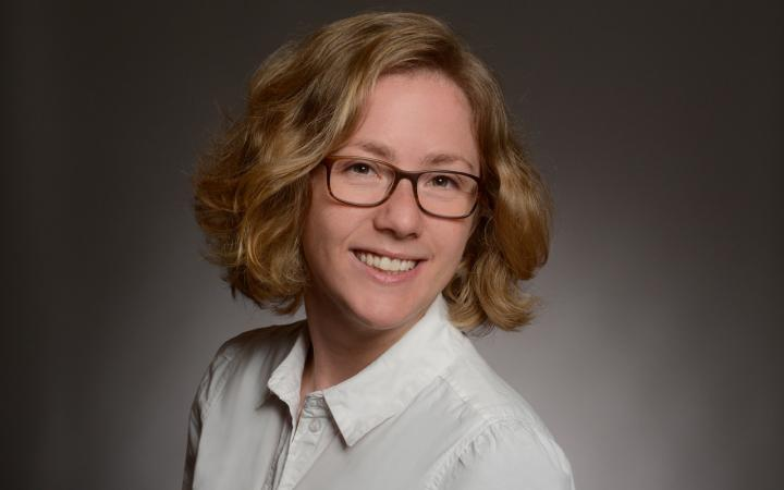 Portrait of Korinna Allhoff