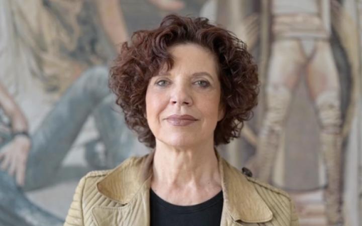 Portrait of Margret Eicher