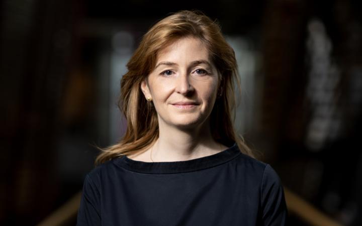 Porträt von Margit Rosen