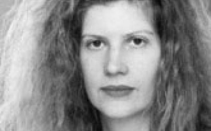 Portrait of Dorothee Richter
