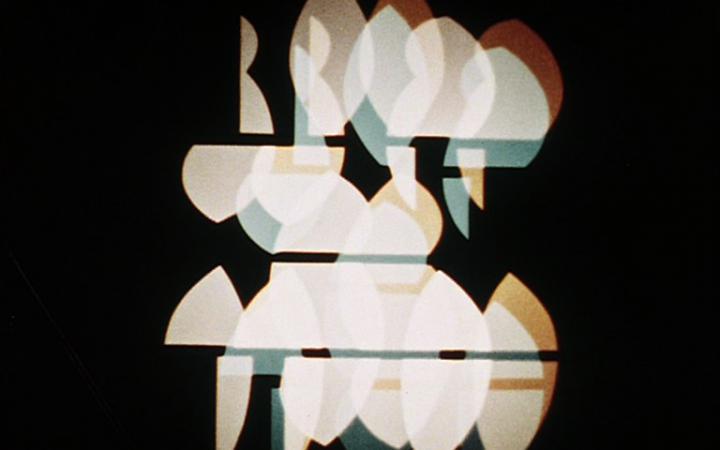 Kurt Schwerdtfeger, »Reflektorische Farblichtspiele«,1922/1967