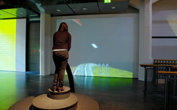 Virtuelle Weltmaschine