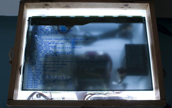 Werk - Net Art Generator