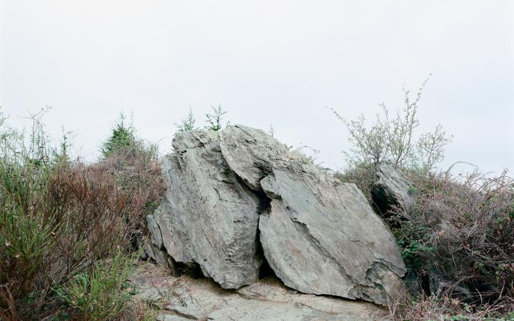 Der Felsen von Fornols II