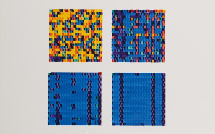 Matritzenmultiplikation Serie 32