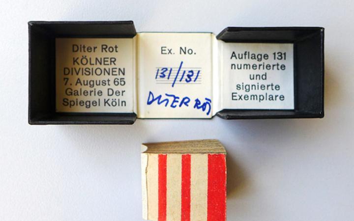 Werk - Kölner Divisionen