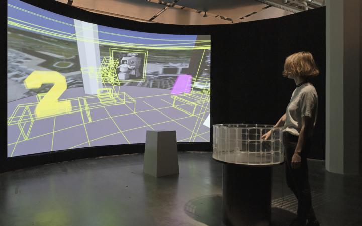 Werk - Memory Theater VR