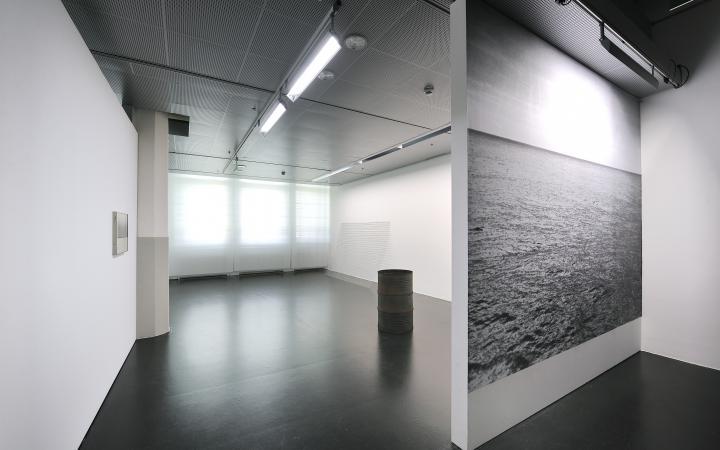 Ausstellungsansicht Bill Bollinger