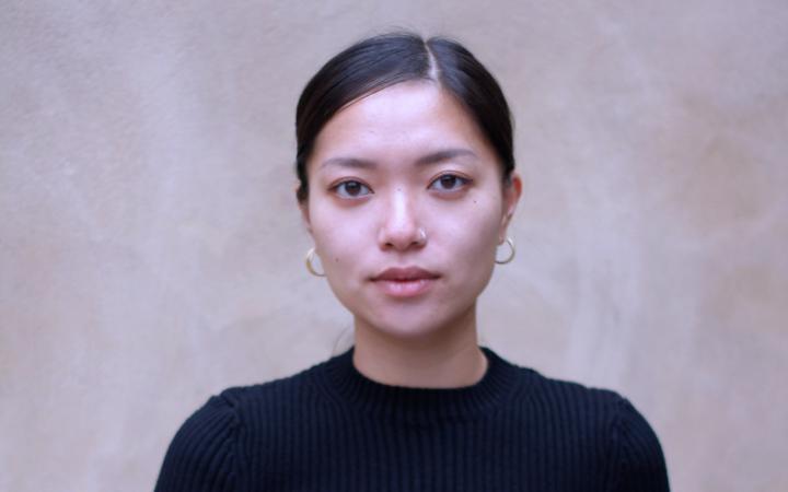 Portrait of Feifei Zhou