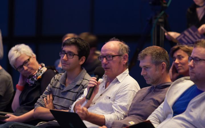 Symposium »Onlinejournalismus und die 4. Macht«, 18.9.2015