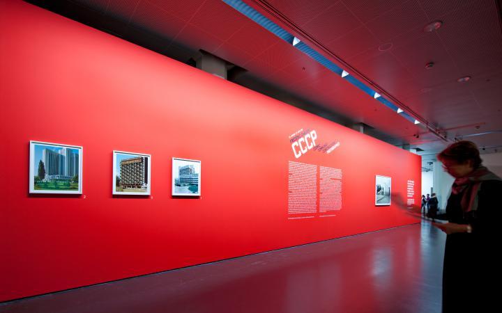 Ausstellungsansicht Frédéric Chaubin