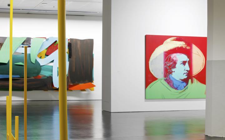 Ausstellungsansicht Collectors Choise I+II
