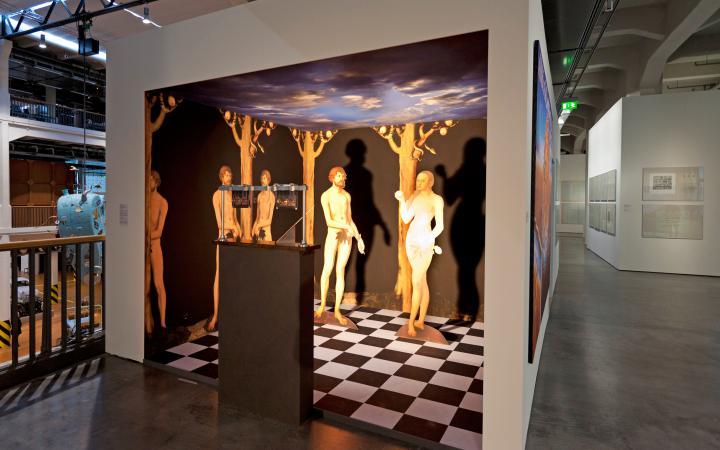 Ausstellungsansicht The State of the Image