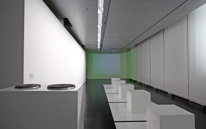 "Exhibition view ""Klio"""