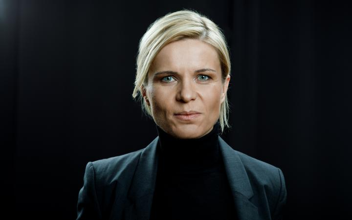 Portrait of Dominika Szope