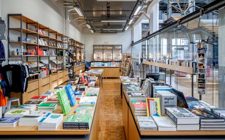 Blick in den ZKM | Museumsshop