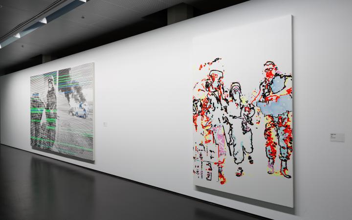 Ausstellungsansicht Sensor 05