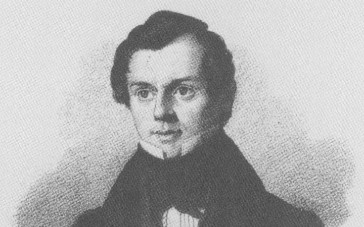 Portrait Carl A. von Carlowitz