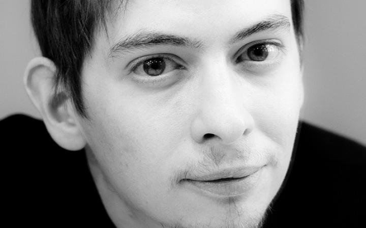 Portrit von Alexandre Monnin