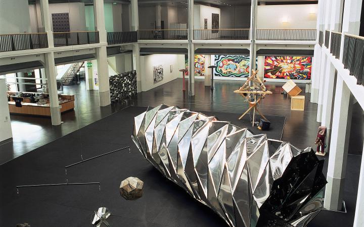 """Ausstellungsansicht """"Werke aus der Sammlung Boros"""""""