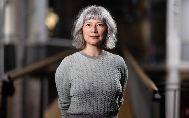 Portrait von Banu Beyer