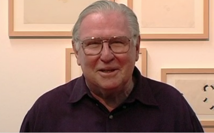 Portrait Gerald O' Grady