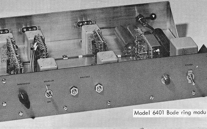 Harald Bode, Bode Ring Modulator, 1964