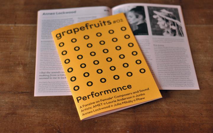 Grapefruits Performance Handout