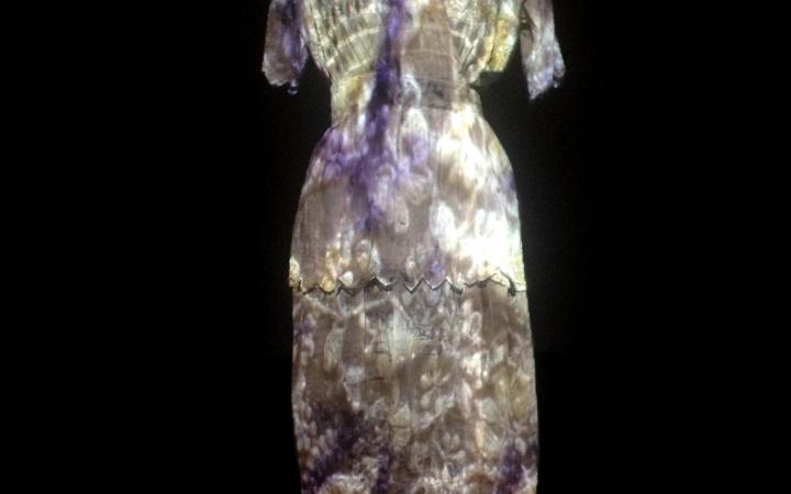 Buntes Kleid