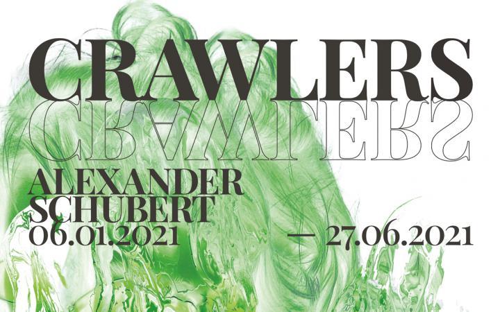 Bühnenbild Crawler in grün-weiß