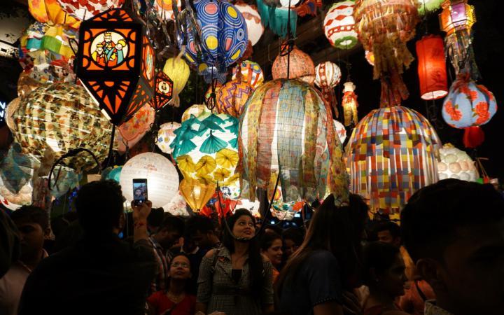 Impressionen vom Kala Ghoda Arts Festival 2018