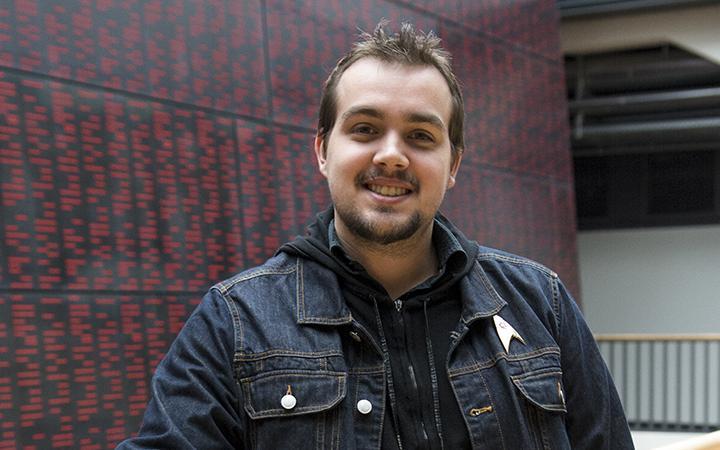 Portrait von Matthieu Vlaminck
