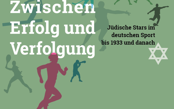 Poster »Between Success and Persecution«