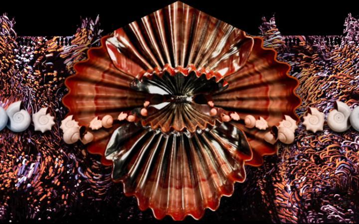 Global Illumination mit der Show »The Evolution of Life«