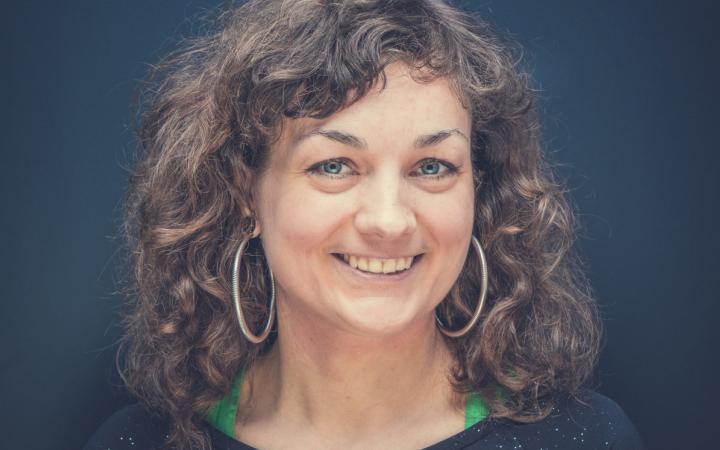 Sabine Faller, Wissenschaftliche Mitarbeiterin, Abteilung Museumskommuniktation, Zentrum für Kunst und Medien Karlsruhe | ZKM
