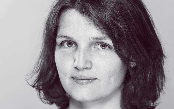Portrait Daria Mille