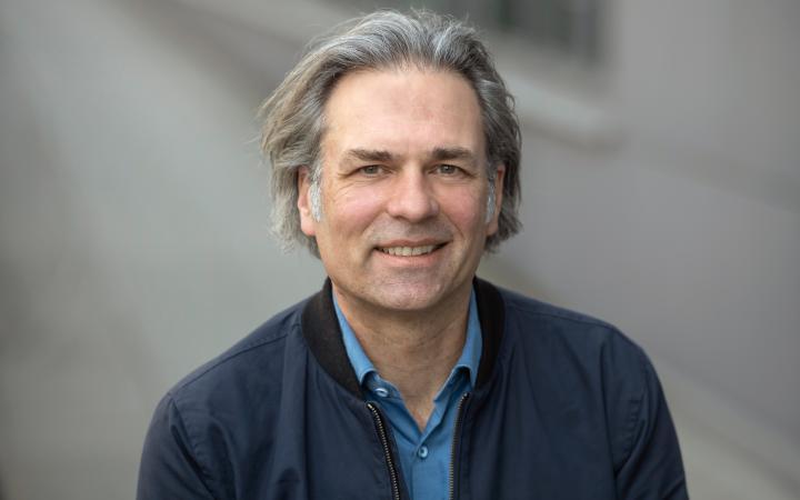 Portrait of Björn Gottstein