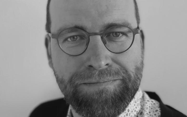 Porträt von Gregor Lersch