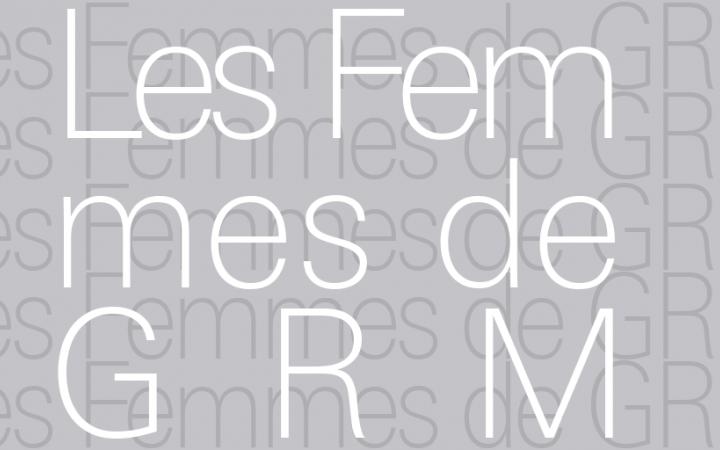 Typographic Picture: Les Femmes de GRM