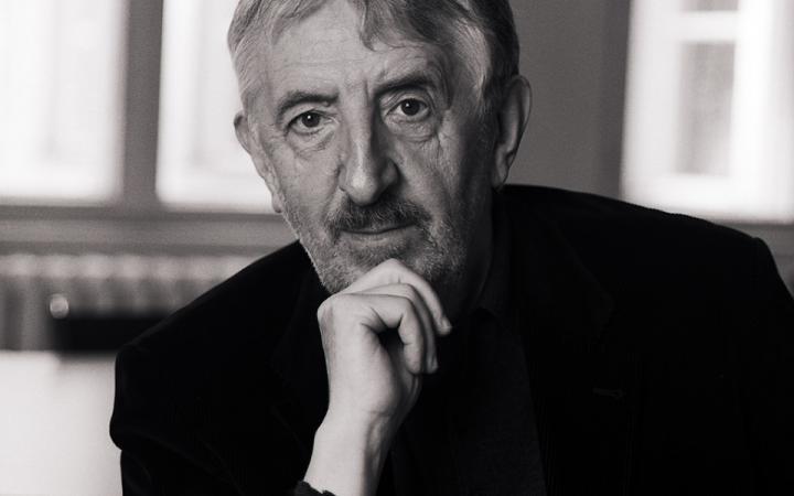 Porträt Hans Belting