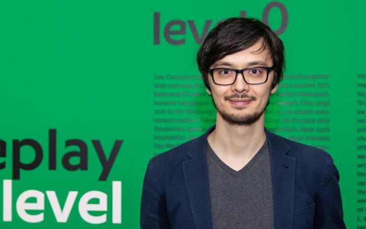 Mitarbeiter Jérôme Nguyen