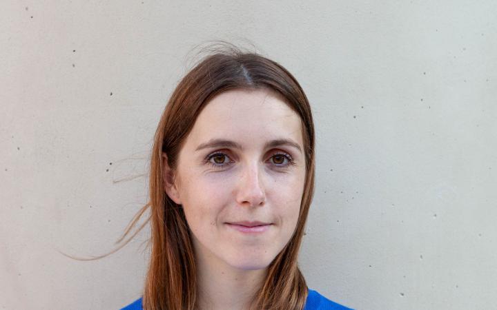 Portrait von Anne-Sophie Oberkrome