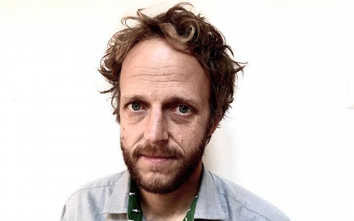 Portrait of Michael Kaethler