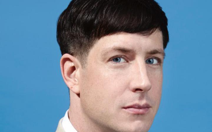 Portrait of Jeremy Shaw